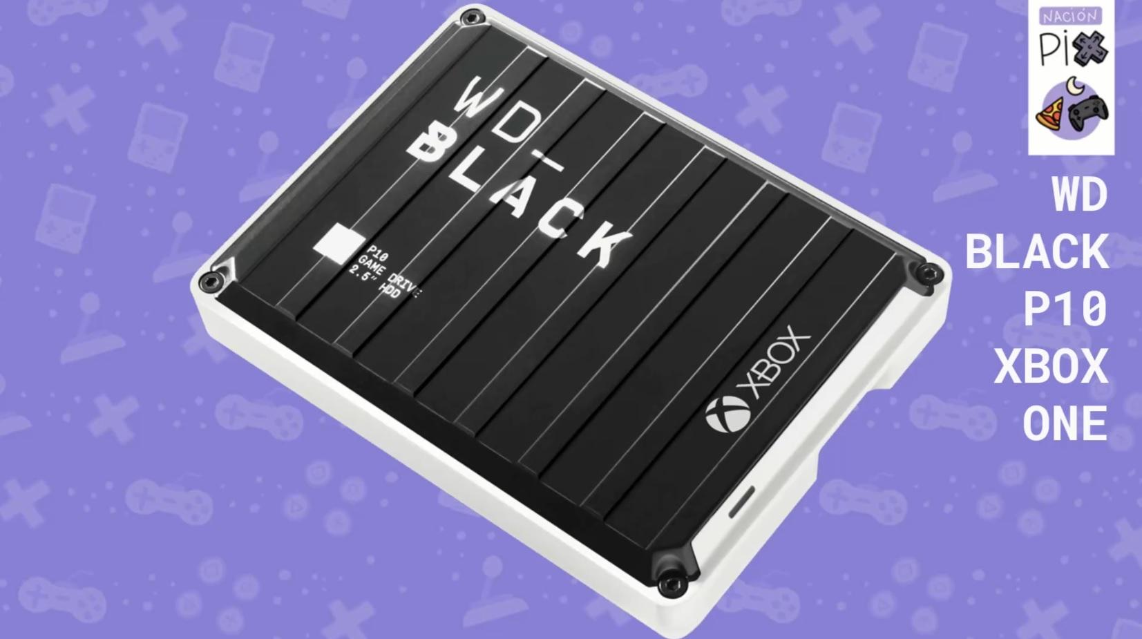 WD Black P10 Xbox One