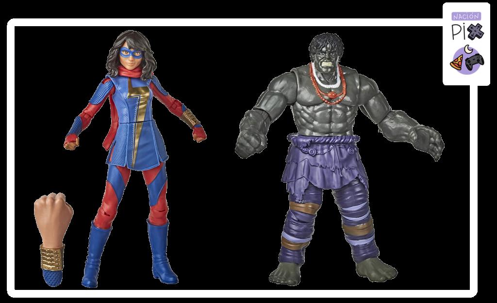 Figuras de Marvel's Avengers