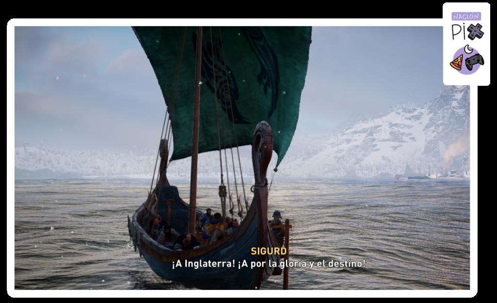 Reseña de Assassin's Creed: Valhalla